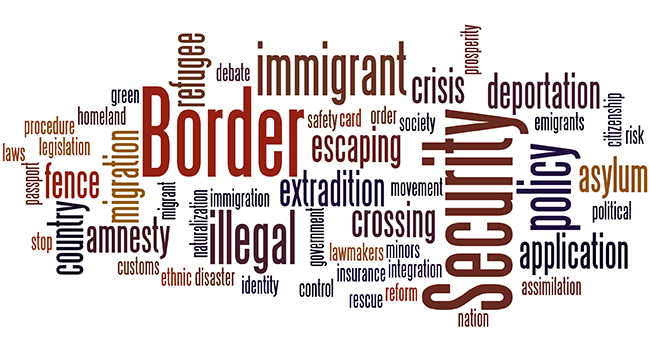 Invitation to seminar: Perspectives on the Industry of Border Control in a Warming World
