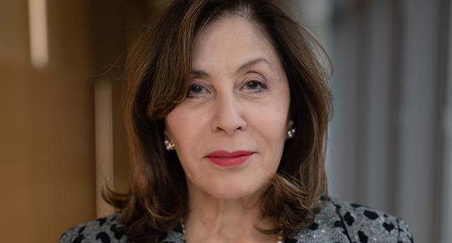 Lecture by Honorary Doctor Hoda ElMaraghy, University Distinguished Professor in Manufacturing Systems, Director and Founder of IMS Center, University of Windsor, Canada