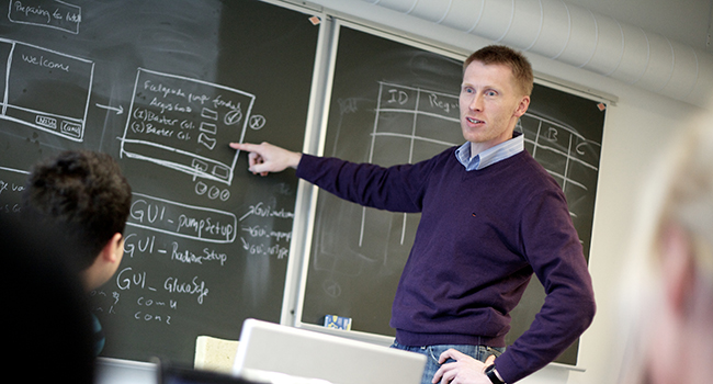 Teaching methods at Aalborg University