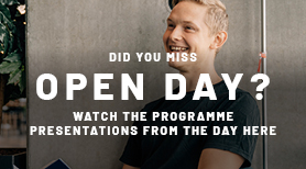 Did you miss open day?